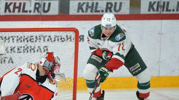 Якуб Коварж и Эмиль Галимов (справа)