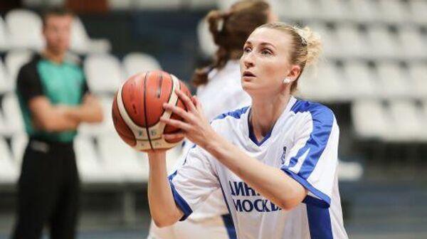 Игрок ЖБК Динамо Мария Савина