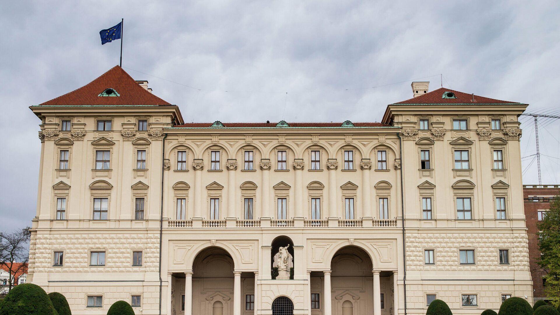 Министерство иностранных дел Чешской республики - РИА Новости, 1920, 19.04.2021