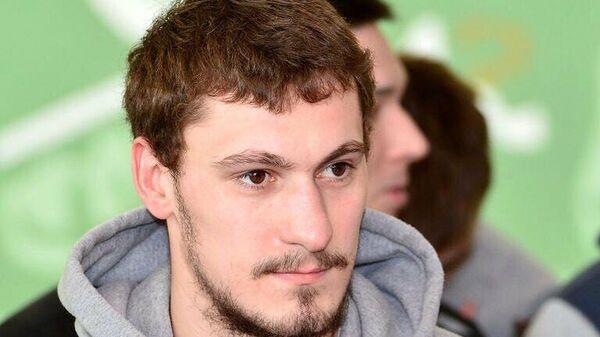 Российский хоккеист Николай Белов