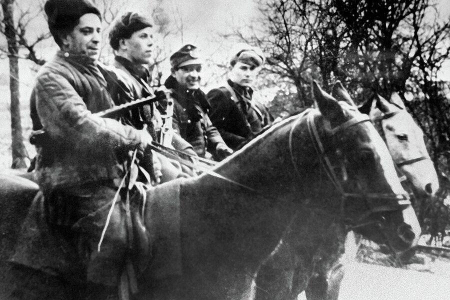 Партизанское движение в Чехословакии. Великая Отечественная война 1941-1945 годов