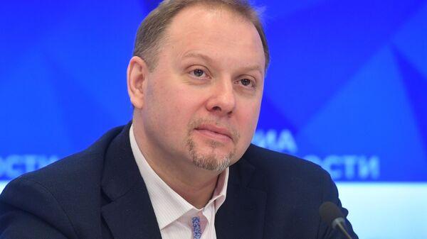 Профессор НИУ ВШЭ Олег Матвейчев