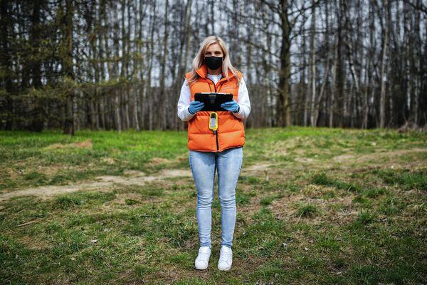 Екатерина Гогина (Кошка), координатор отряда Лиза Алерт, руководитель обучения старших поисковых групп, инструктор профилактики, куратор региона