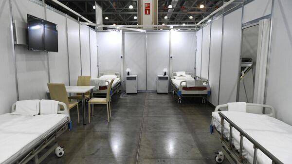 Палата для пациентов с COVID-19