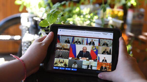 Эксперт: ключевой в выступлении Путина стала тема прямой помощи гражданам