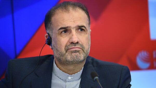 Чрезвычайный и полномочный посол Исламской Республики Иран (ИРИ) в Российской Федерации Казем Джалали