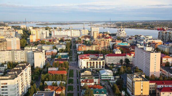 Ненецкий автономный округ и Архангельская область решили объединиться