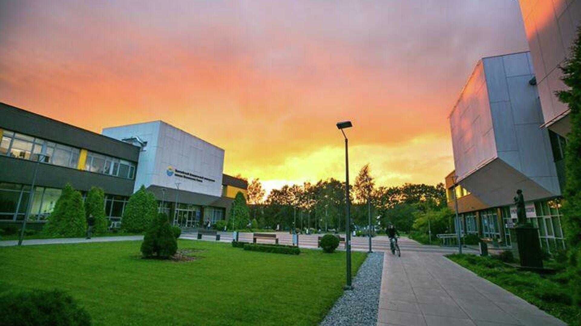 Балтийский федеральный университет имени Иммануила Канта - РИА Новости, 1920, 14.05.2021