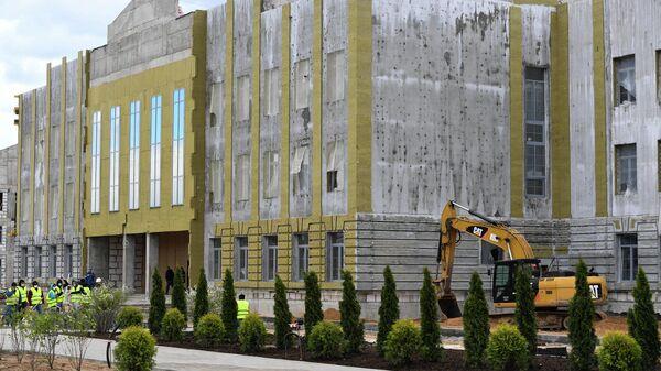 Руденя: суворовское училище переедет в новый комплекс в сентябре