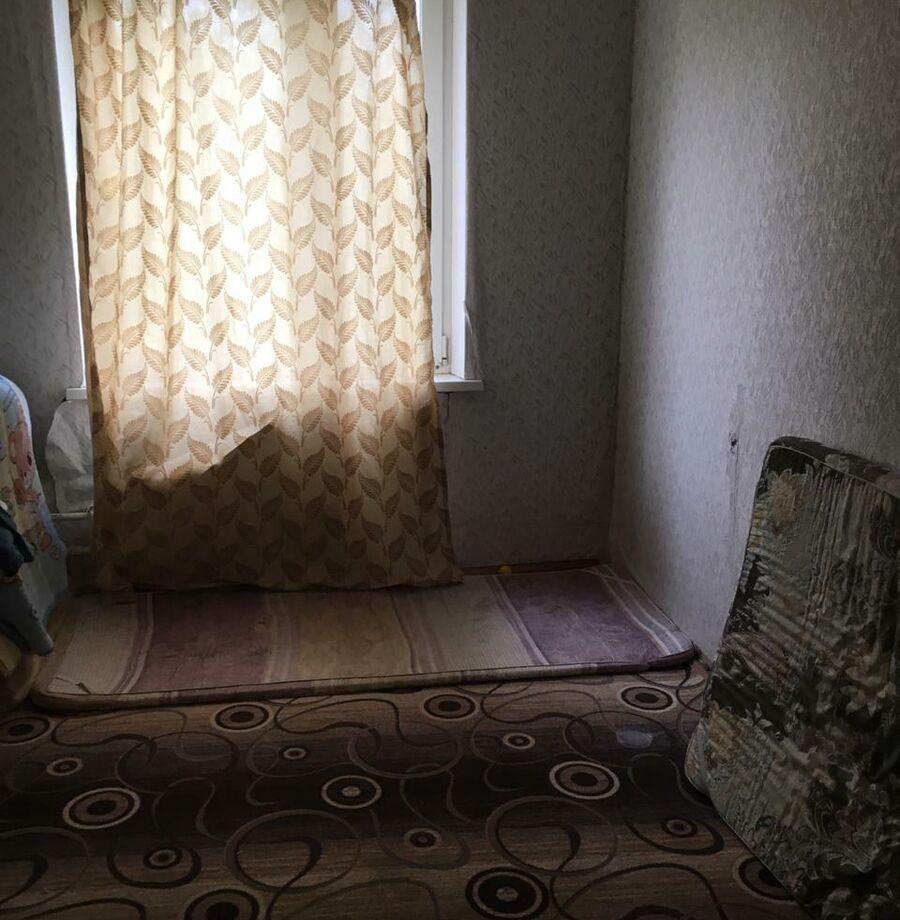 Комната, где живут Зейнеп и няня