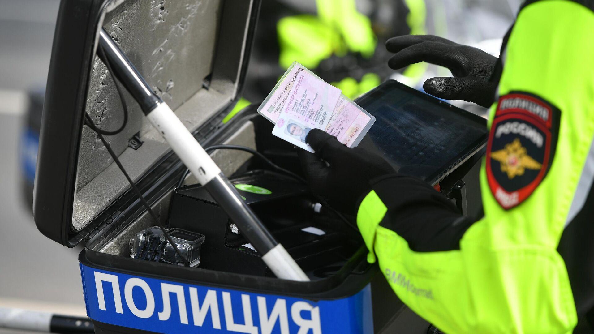 Экс-сотрудников ГИБДД Башкирии заподозрили в продаже водительских прав