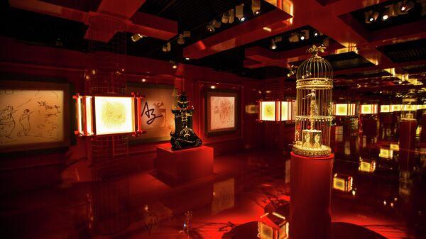 Выставка Сказки Андерсена в музее Анатолия Зверева