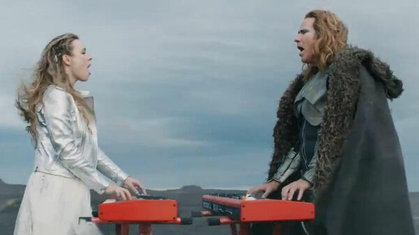 Стоп-кадр из фильма  Eurovision Song Contest: The Story Of Fire Saga