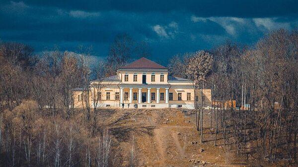 Дом генерала Мирковича в Одоевском районе Тульской области