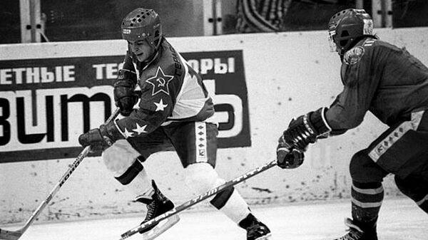 Олимпийский чемпион по хоккею Александр Герасимов умер на 62-м году жизни