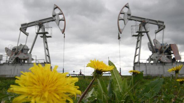 Нефтяные станки-качалки компании Татнефть