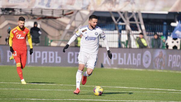 Нападающий футбольного клуба Оренбург Джордже Деспотович