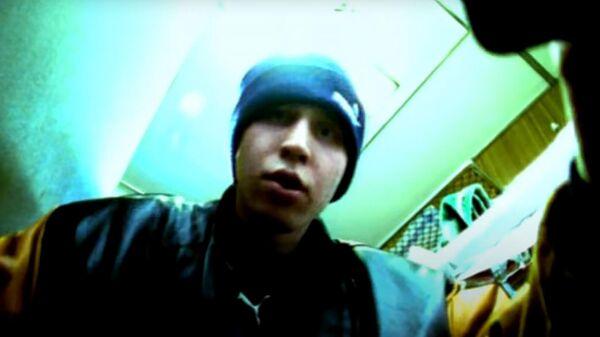 Кадр из видео группы Bad Balance Питер - Я твой!