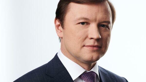 Заместитель мэра Москвы по экономической политике и имущественно-земельным отношениям Владимир Ефимов