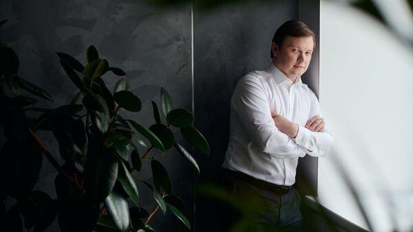 Заместитель мэра Москвы по вопросам экономической политики и имущественно-земельных отношений Владимир Ефимов
