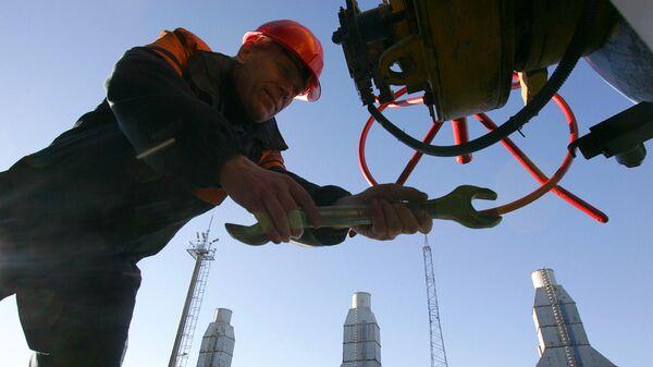 Работа на газопроводе Ямал-Европа