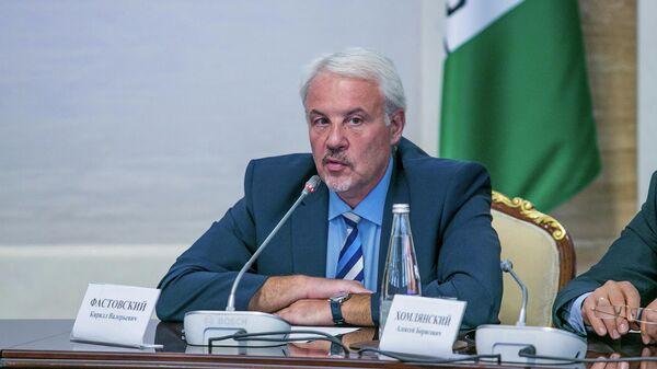 Генеральный директор Сибири Кирилл Фастовский