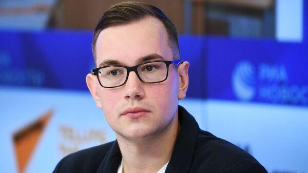 Председатель Всероссийского общественного движения Волонтеры-медики Павел Савчук