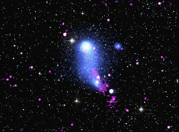 Галактическое скопление Abell 2384
