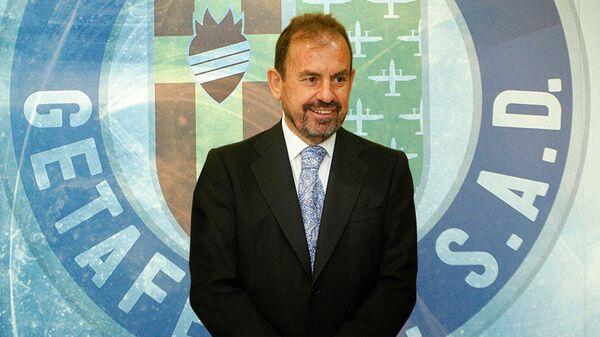 Президент футбольного клуба Хетафе Анхель Торрес