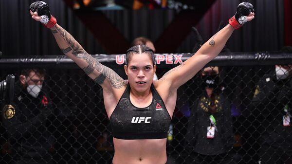 Боец MMA Аманда Нуньес