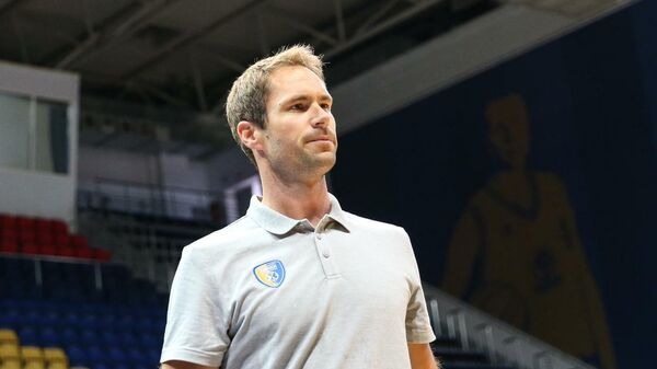 Тренер баскетбольного клуба Химки по физической подготовке Юре Дракслар