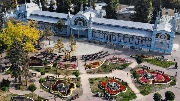 Города России. Пятигорск