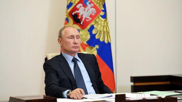 Путин допустил появление в России средств борьбы с гиперзвуковым оружием
