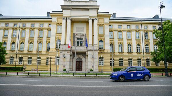 Здание канцелярии премьер-министра Польши