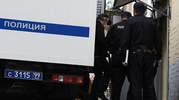 Актёр Михаил Ефремов доставлен в Таганский суд Москвы для избрания меры пресечения