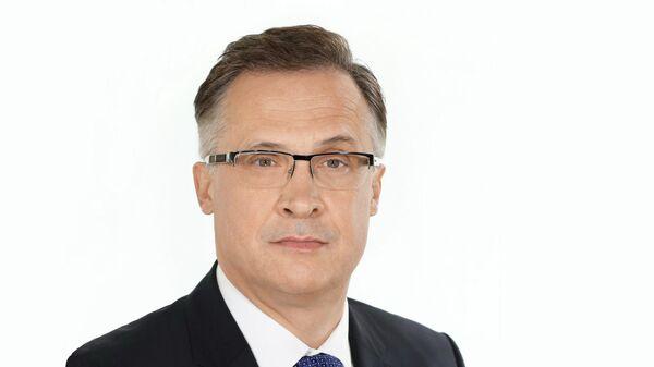 Председатель Постоянной комиссии по международным делам Палаты представителей Национального собрания Республики Беларусь Андрей Савиных