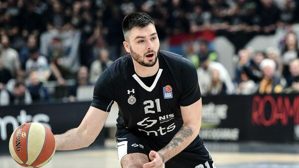 Баскетболист Партизана Никола Янкович