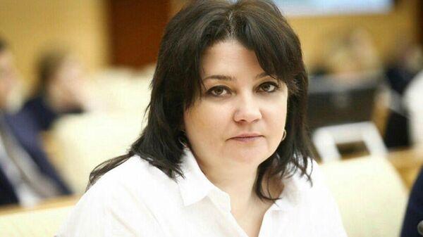 Министр здравоохранения Московской области Светлана Стригункова