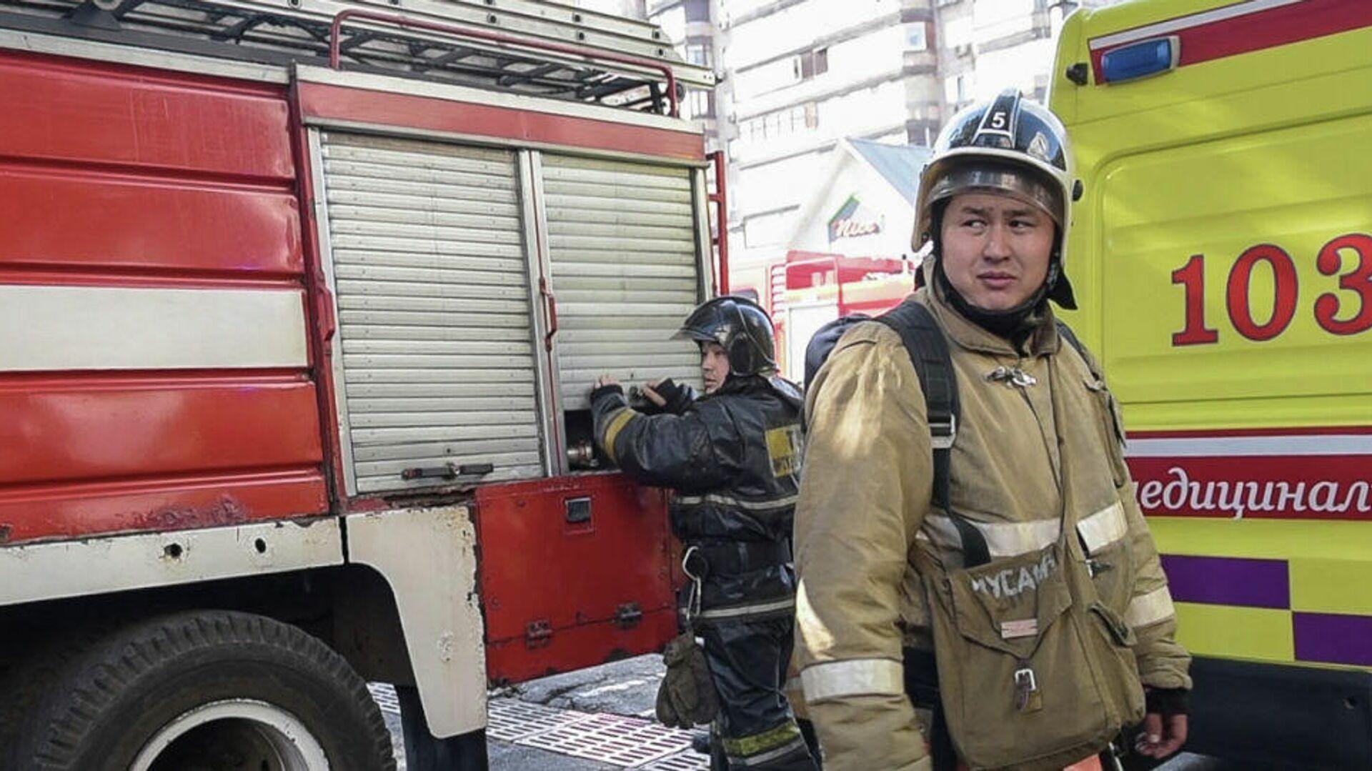 В результате взрыва в Оренбуржье оказались повреждены два газопровода