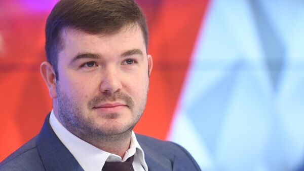 Руководитель Департамента инвестиционной и промышленной политики города Москвы Александр Прохоров