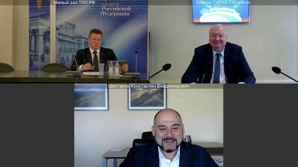 Заседание профильного комитета ТПП России