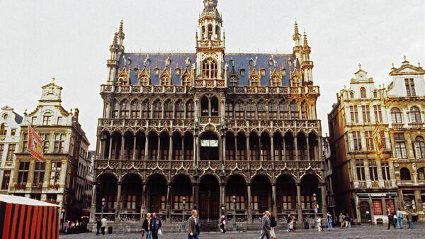 Исторический музей на Гран Пляс в Брюсселе