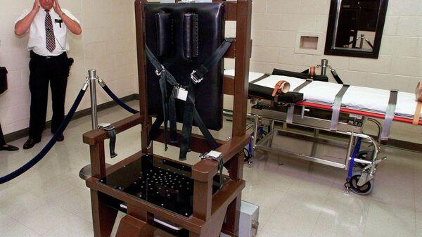 Камера исполнения приговоров к смертной казни