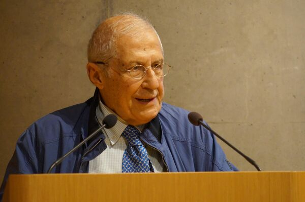 Президент Музея Акрополя Димитрис Падермалис