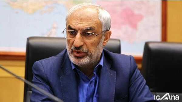 Иранский политик Мохаммад Мехди Захеди