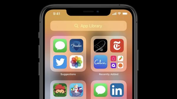 Скриншот с конференции для разработчиков Apple WWDC 2020