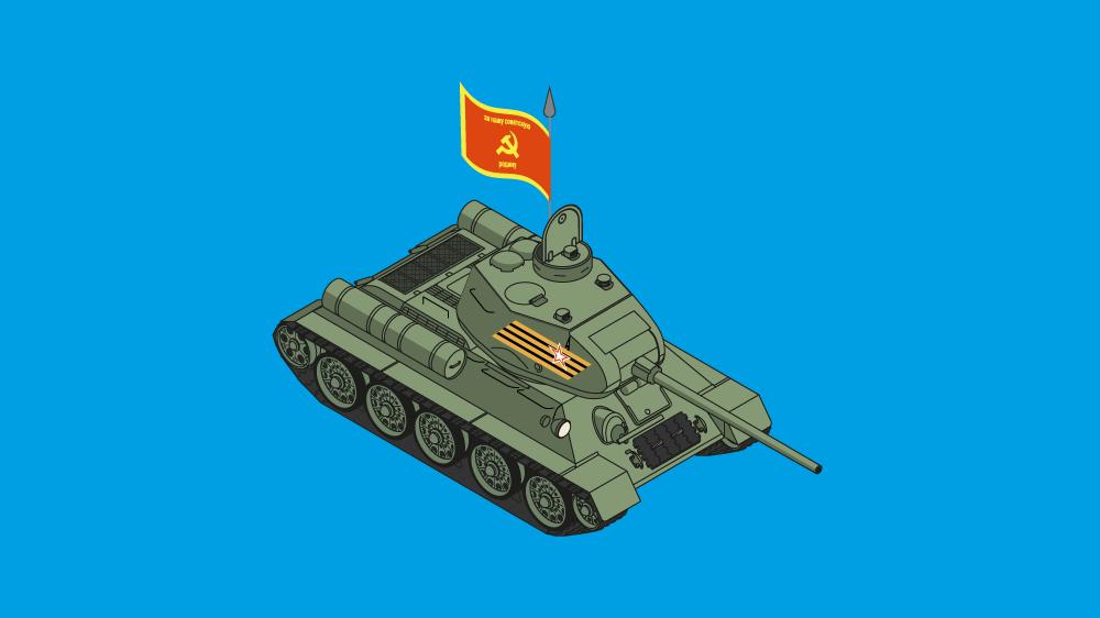 Парад Победы — 2020