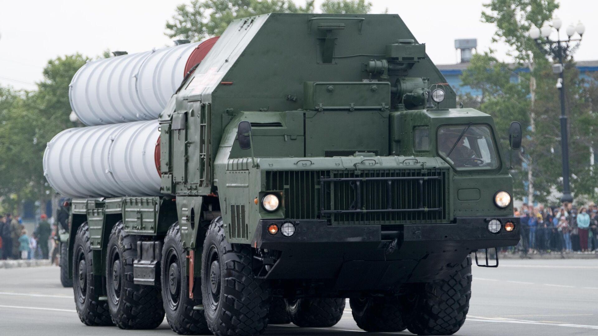 Зенитная ракетная система С-400 - РИА Новости, 1920, 03.03.2021
