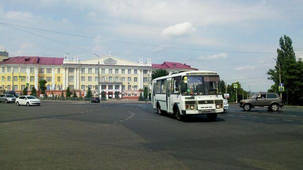 Общественный транспорт в Курске
