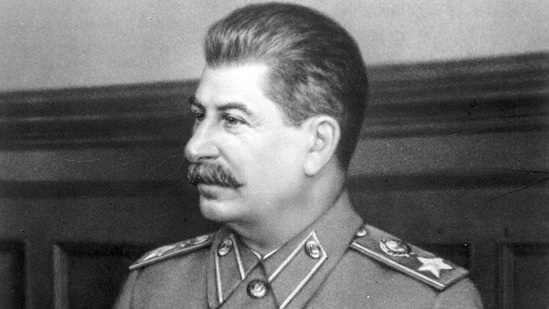 Генералиссимус Советского Союза Иосиф Виссарионович Сталин - РИА Новости, 1920, 24.04.2021